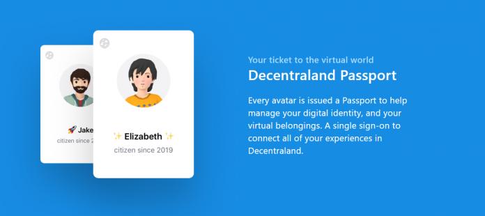 decentraland-passpor