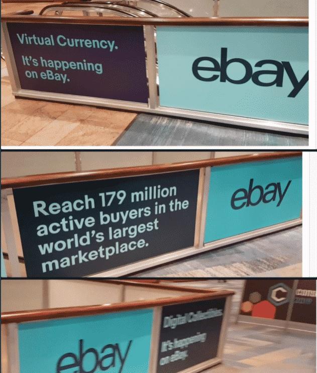 Блокчейн и крипто на eBay: Собственная монета или крипто-платежи?