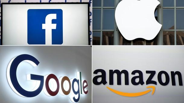 Минюст США начал масштабную проверку Facebook, Amazon, Google и Apple