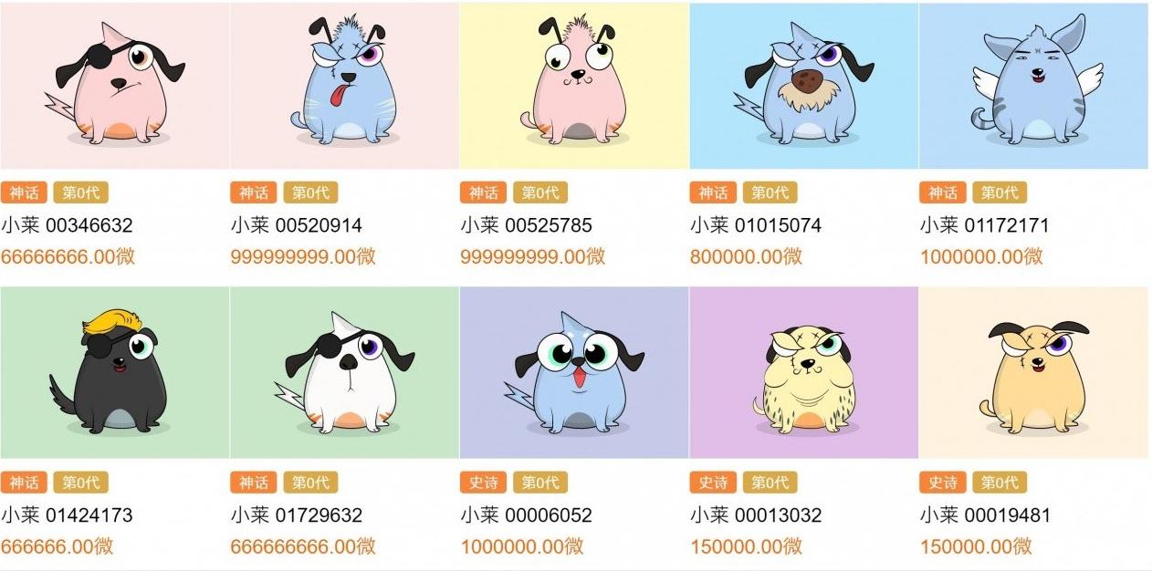 $14 200 за плохо нарисованную свинью, или Как лопнул пузырь блокчейн-игр в Китае