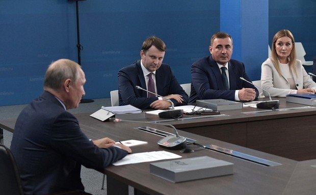 Путин анонсировал запуск блокчейн-платформы для жалоб предпринимателей